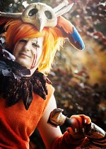 Cosplay-Cover: Gnar