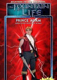 Cosplay-Cover: Prince Adam