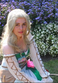 Cosplay-Cover: Tess