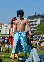 Cosplay-Cover: Gray Fullbuster [Yukata]
