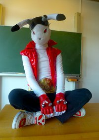 Cosplay-Cover: King Kazma