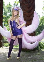 Cosplay-Cover: Popstar Ahri (Loiza Version)