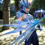 Cosplay: Ice Drake Shyvana