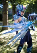 Cosplay-Cover: Ice Drake Shyvana