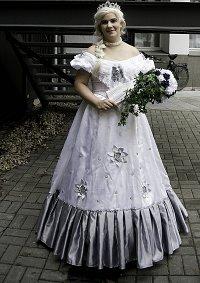 Cosplay-Cover: Elsa - Brautkleid (Eigendesign)