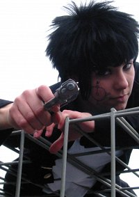 Cosplay-Cover: Nicky