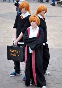 Cosplay-Cover: Fred Weasley [Feuerkelch Versoin]