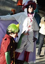 Cosplay-Cover: Mephisto Pheles - メフィスト・フェレス