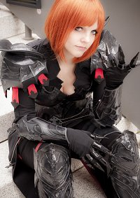 Cosplay-Cover: Gladiatorin