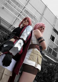 Cosplay-Cover: Lightning (Claire) Farron - Lightning Returns