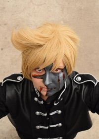 Cosplay-Cover: Prompto Argentum - Kingsglaive / Magitek Make-Up