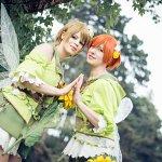 Cosplay: Rin Hoshizora ~Fairy Land~