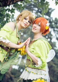 Cosplay-Cover: Rin Hoshizora ~Fairy Land~