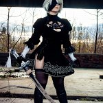 Cosplay: YoRHa No.2 Type B