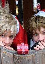 Cosplay-Cover: Roxas ~ChristmasEdition (Fanart)