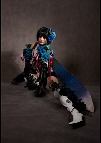 Cosplay-Cover: Zafina (Special Outfit)