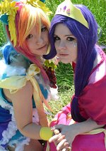 Cosplay-Cover: Rarity【Grand Galloping Gala】