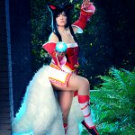Cosplay: Ahri【CLASSIC】