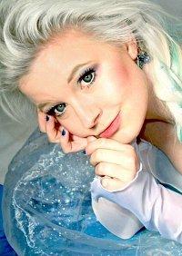 Cosplay-Cover: Elsa von Arendelle 【Snowdress- Ver.1】
