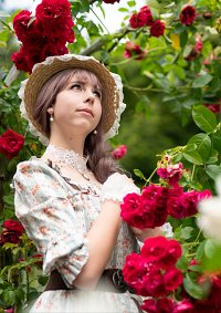 Cosplay-Cover: ~Rosegarden - Infanta~