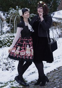 Cosplay-Cover: Hearts and Roses and Stars ♪