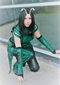 Cosplay-Cover: Mantis [Guardians of the Galaxy Vol. 2]