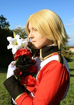 Cosplay-Cover: Canada - Matthew Williams [Independence War]