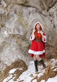 Cosplay-Cover: Miss Christmas