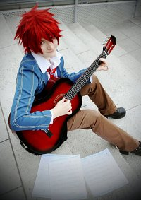 Cosplay-Cover: Ittoki Otoya (Winter Schuluniform)
