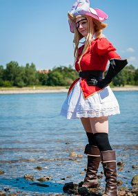 Cosplay-Cover: Edea Lee [Pirate]