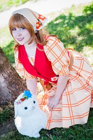 Cosplay-Cover: Lillian (Tale of Two Towns)
