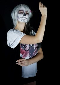 Cosplay-Cover: Sugar Skull
