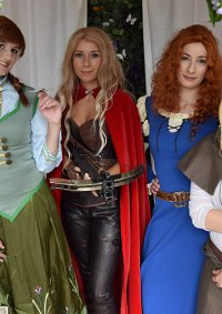 Cosplay-Cover: Fiola