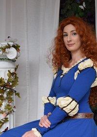 Cosplay-Cover: Merida von Dunbroch