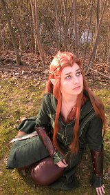Cosplay-Cover: Tauriel [Feast of Starlight]
