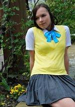Cosplay-Cover: Miura Haru (Schuluniform)