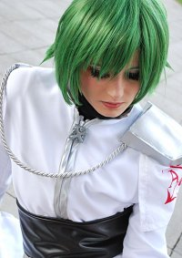 Cosplay-Cover: Lyserg Diethel [X-Laws]