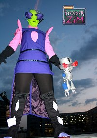 Cosplay-Cover: Invader Tak