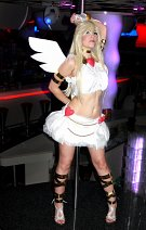 Cosplay-Cover: Anarchy Panty (Angel Version)