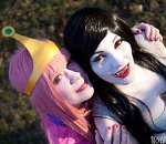 Cosplay-Cover: Marceline