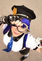 Cosplay-Cover: Anarchy Stocking (Zombie Police)
