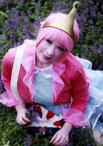 Cosplay-Cover: Princess Bubblegum (Blue Dress)