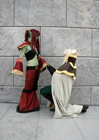 Cosplay-Cover: Benn'Joon (Looking for Group -WoW Comic)