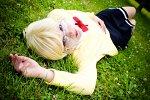 """Cosplay-Cover: Nenene Fujiwara ~ (EX-)CODE:4 """"Schuluniform"""""""