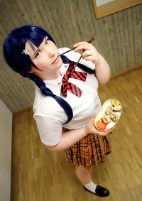 Cosplay-Cover: ~Megumi Tadokoro Sommeruni~