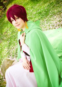 Cosplay-Cover: Yona Hime [ヨナ]