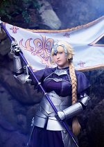 Cosplay-Cover: Jeanne d'Arc - Rüstung