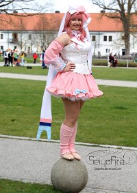 Cosplay-Cover: Feelinara Gijinka