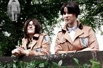 Cosplay-Cover: Corporal Rivaille