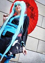 Cosplay-Cover: Miku Hatsune [Kimono Version]
